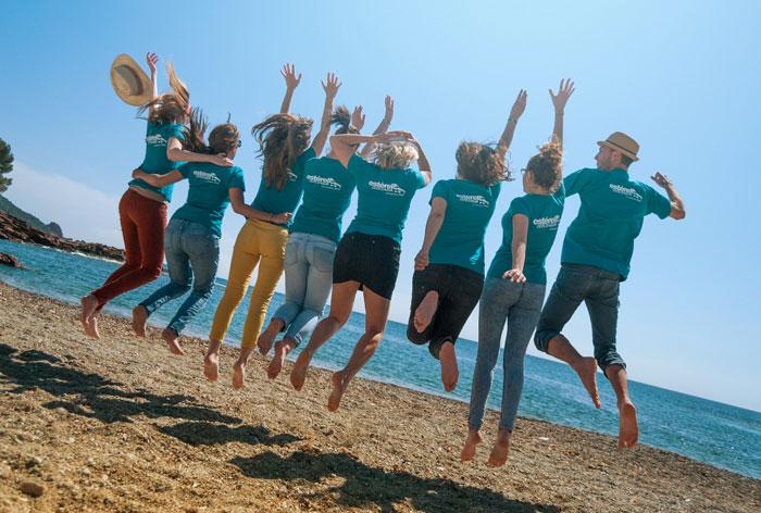 L'équipe Estérel Côte d'Azur