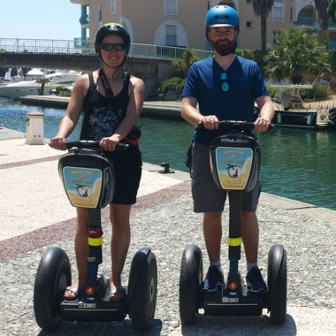 Experience - Temoignage client SegwayExperience - Temoignages client Segway