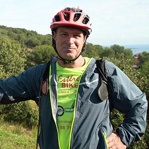 Gil Moniteur Estérel Bike