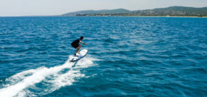 activity electric surf Frejus