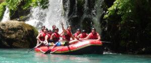 Activity Cote d'Azur - Rafting