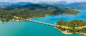 destination saint-cassien lake