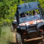 Buggy ride - RZR - Saint Cassien Lake