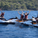 Guided jet ski tour in Cannes Bay 4 hrs