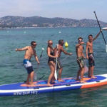 Giant Stand Up Paddle Rental - WGP La Nartelle Base