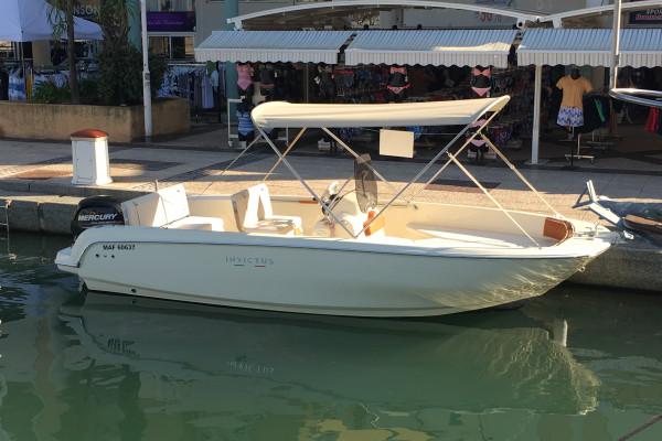 quicksilver 675 OPEN bateau