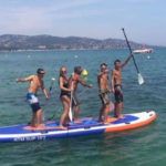 Giant Stand up Paddle Rental - Sardinaux Evasion ECA