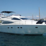 Yacht rental Aicon 56 (10 people)