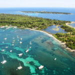 Treasure hunt in the Lérins Islands - Cannes