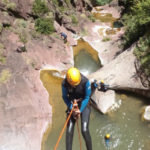 Canyoning level 3 - Bes de Courmes + Gorges du Loup