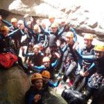 Canyoning level 2 - Cramassouri