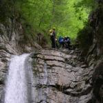 Gréolières Canyon Exploration - Abseiling