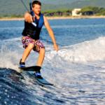 Water skiing - Saint-Raphaël