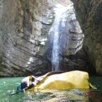 Canyoning in La Bollène