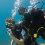 "First dive and initiation ""Basic Diver"" - Fréjus"