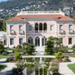 Rose Festival at Rothschild's Ephrussi Villa - Coach Excursion