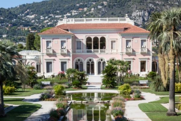 Rotheschild's Ephrussi Villa