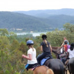 "Horse riding ""Sea and mountain view"""