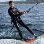 Beginner Kitesurfing Training 5 Sessions 15H Saint-Raphaël