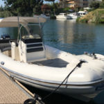 Boat rental Nuova Jolly 720