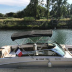 Boat rental 4 Winns HD270