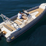 Boat rental Nuova Jolly NJ 700