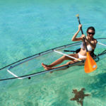 Transparent Kayak Rental -  WGP base of Pampelonne ECA