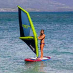 Windsurf paddle rental - WGP base of Pampelonne ECA