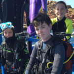 5 Dive Package Child 8-14 years old (certified diver)