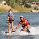 Water skiing and wakeboard - Arena Beach Perrin Lake