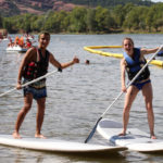 WGP ARENA ECA Stand Up Paddle rental