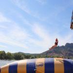 Blob Jump - Arena Beach Perrin Lake