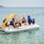 Pedal boat rental - Sardinaux Evasion ECA