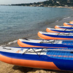 Stand Up Paddle rental - WGP base of Pampelonne ECA