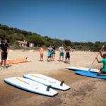 Paddle rental - 1h Agay - ECA