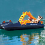 Pedal boat rental 1H AGAY