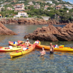 Kayak rental 1H AGAY