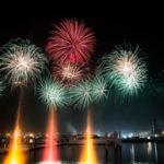 Fireworks Evening - Departure St-Raphaël