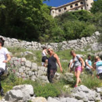 PROMO - Guided hike above Gourdon