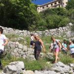 Vertigo hike - Gourdon