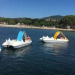 WGP ISSAMBRES ECA -  Pedal boat rental