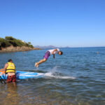 EL MORITTO PLAGE ECA -  Giant Stand Up Paddle rental