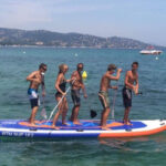WGP PAMPELONNE ECA- Giant Stand Up Paddle rental