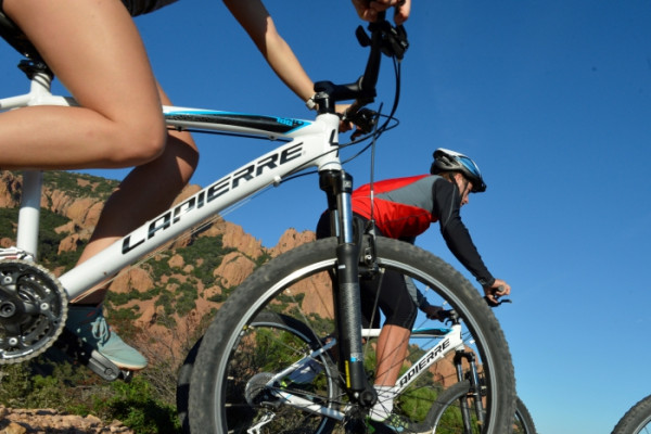 Mountain bike & electric mountain bike rental - Saint Cassien