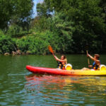 Kayak rental on the Argens - Fréjus