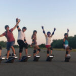 Electric skate: OneWheel initiation