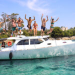 Private Sea trip - full day + activities