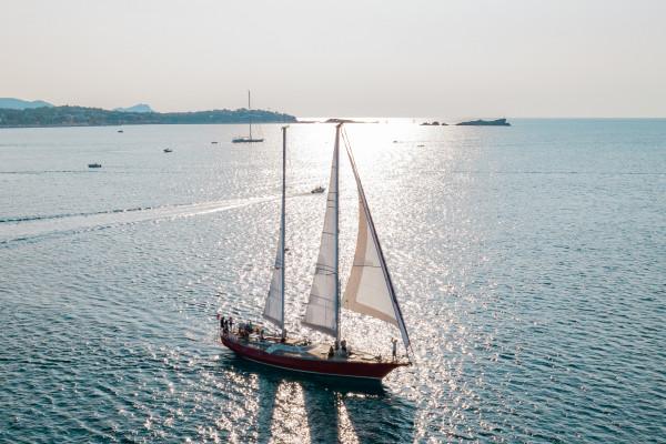 La Brigante – sailboat outing