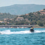 Jet ski introduction - Agay