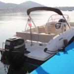 Boat rental - Quicksilver 675 (200CV) - Agay